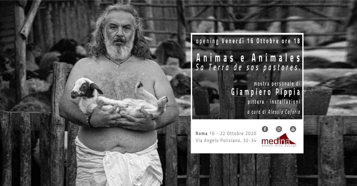 Giampiero Pippia   Animas e Animales - Sa Terra de sos pastores
