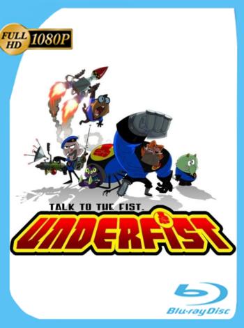 Underfist: Super-Puño (2008) HMAX WEB-DL [1080p] Latino [GoogleDrive]