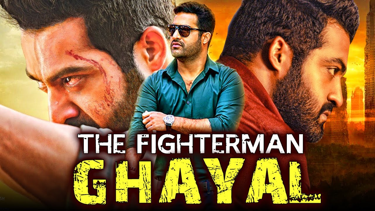 The Fighterman Ghayal (2021) Bengali Dubbed 720p HDRip 800MB Download