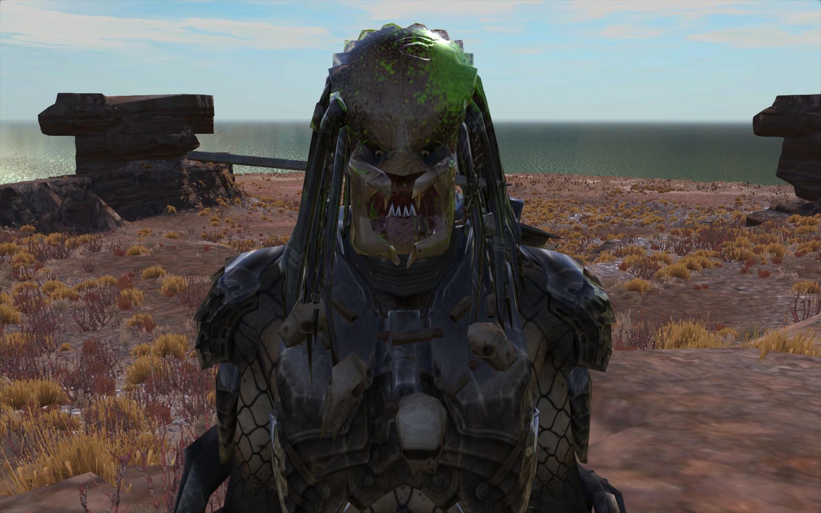 The Predator!! / Хищник!! (RU)