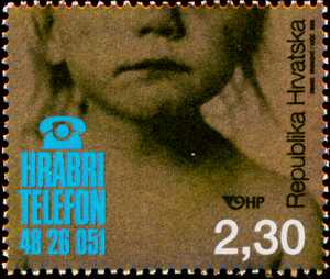 2002. year HRABRI-TELEFON