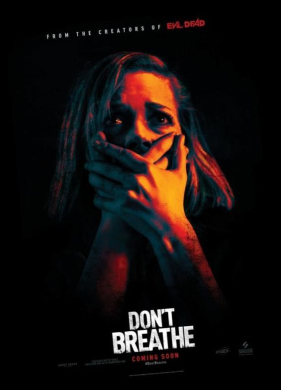 Dont Breathe (2016) Hindi Dual Audio Movie 720p
