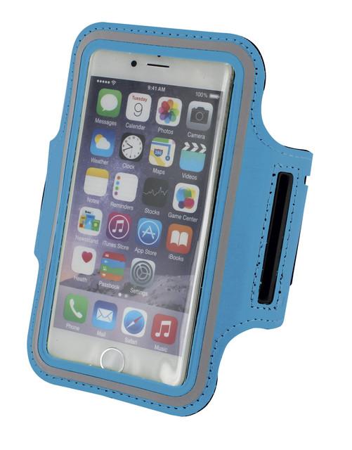 Wantalis Θηκη Κινητού Για Το Μπράτσο - Armband Για Smartphones Έως 6,5'' Γαλαζιο