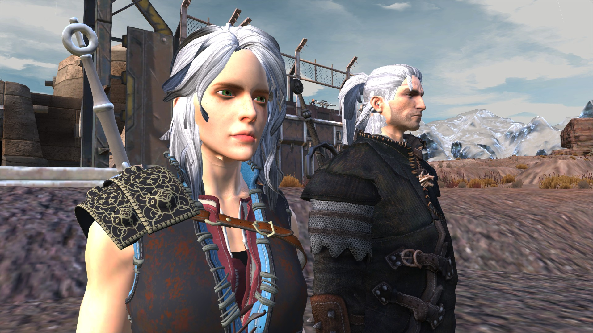 The Witcher! (+Patches)