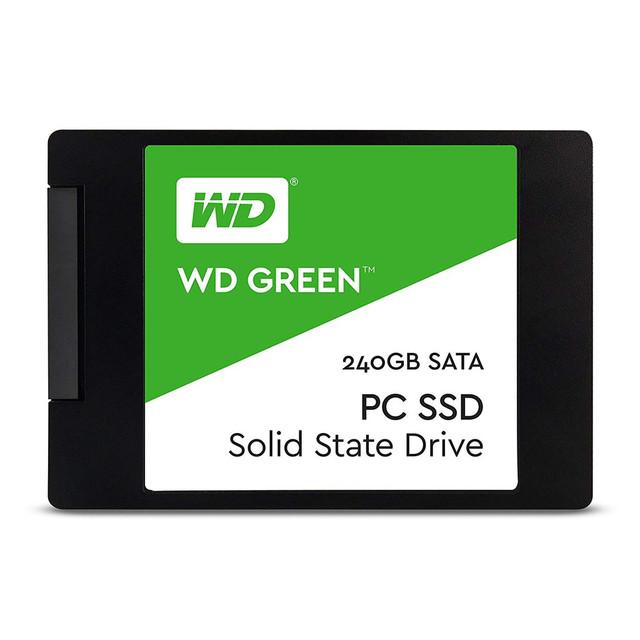 SSD WDC 240 GB