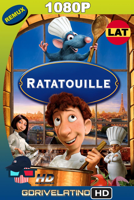 Ratatouille (2007) REMUX 1080p Latino-Ingles MKV