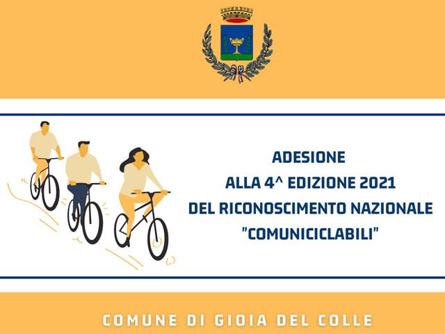 IL-COMUNE-DI-GIOIA-DEL-COLLE-ADERISCE-A-COMUNICICLABILI