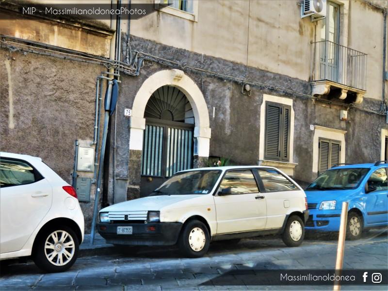 avvistamenti auto storiche - Pagina 16 Seat-Ibiza-900-44cv-89-CT873532