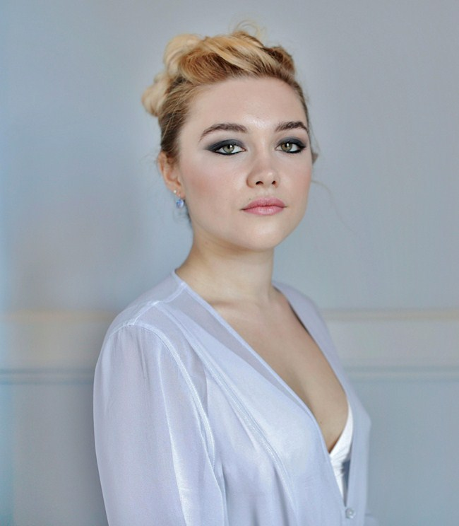 Florence Pugh hot sexy pic & video | celebrity