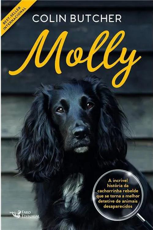 Resenha #272 Molly – Colin Butcher @Faroeditorial