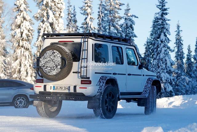 2017 - [Mercedes-Benz] Classe G II - Page 10 67-DA9-E29-68-CF-4895-BB18-08660558-CB80