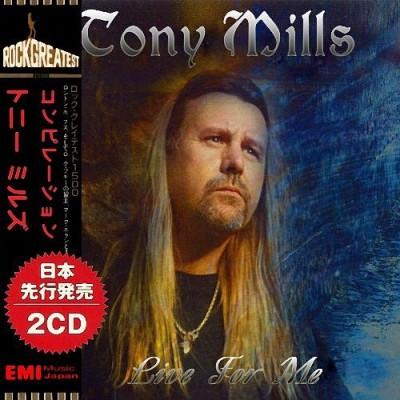 Tony Mills  Live For Me  (2019) mp3 320 kbps