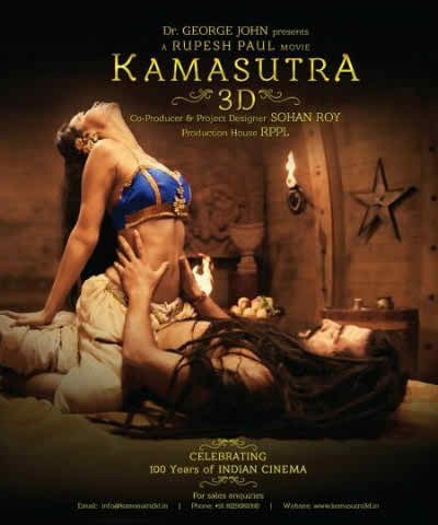 18+ Kamasutra 3D (2015) Hindi HDRip 450MB Download
