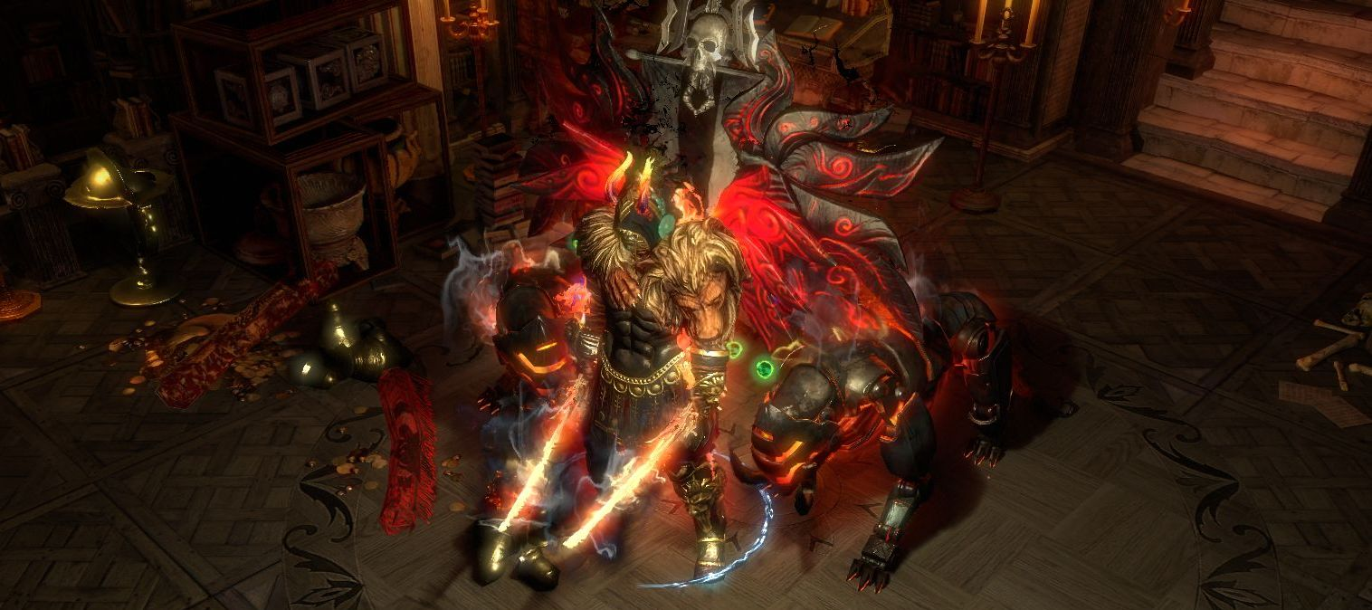 Marauder 3 7 Rake S Tectonic Slam Equipment Guide From League Start To Endgame Forum Path Of Exile