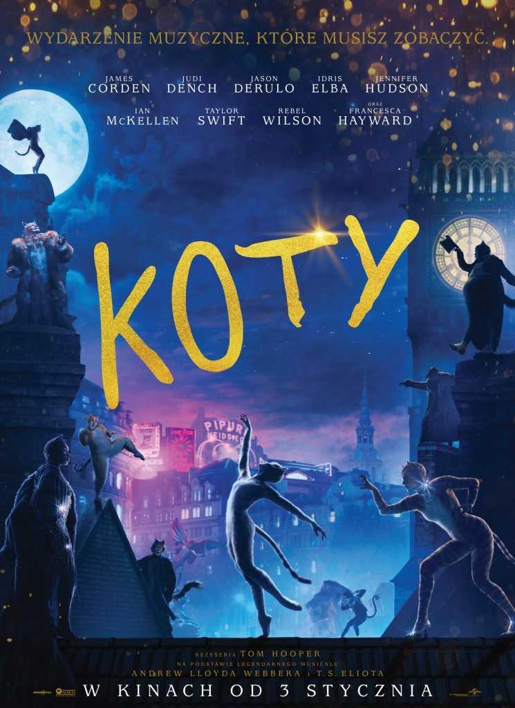 Koty / Cats (2019) HC.HDRip.x264.AC3-EVO