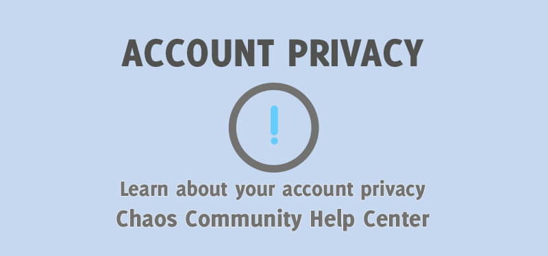 Your Account Privacy