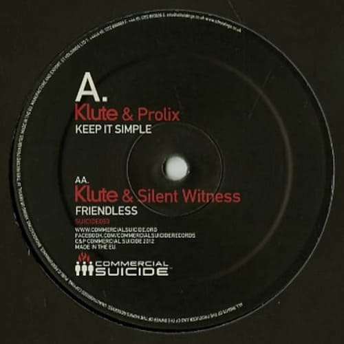 Download Klute - Keep It Simple / Friendless mp3