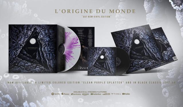 Vinyl-Unverkalt