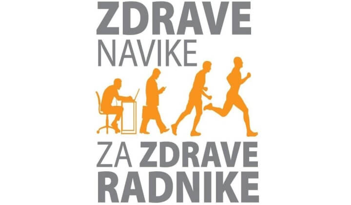 "INZ Zenica: Projekt ""Zdrave navike za zdrave radnike"""
