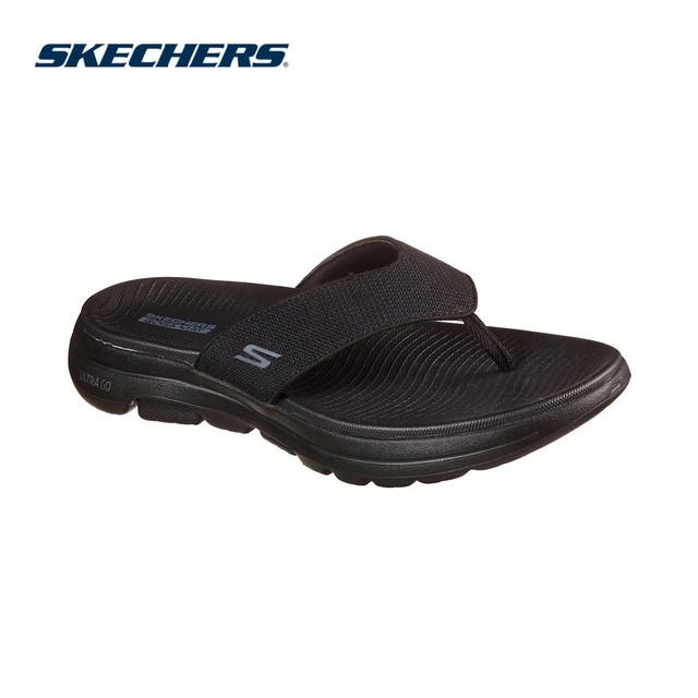 Skechers Dép Nam Go Walk 5 - 229009-BBK giá rẻ