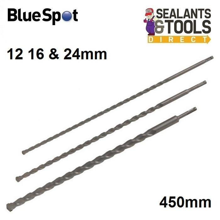 Blue-Spot-Tools-450mm-Masonry-Long-Drill-Bit-Set-20006