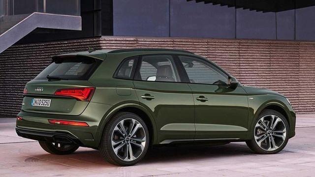 Audi Q5 II Restyling (2020) 29