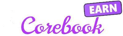 Corebook logo