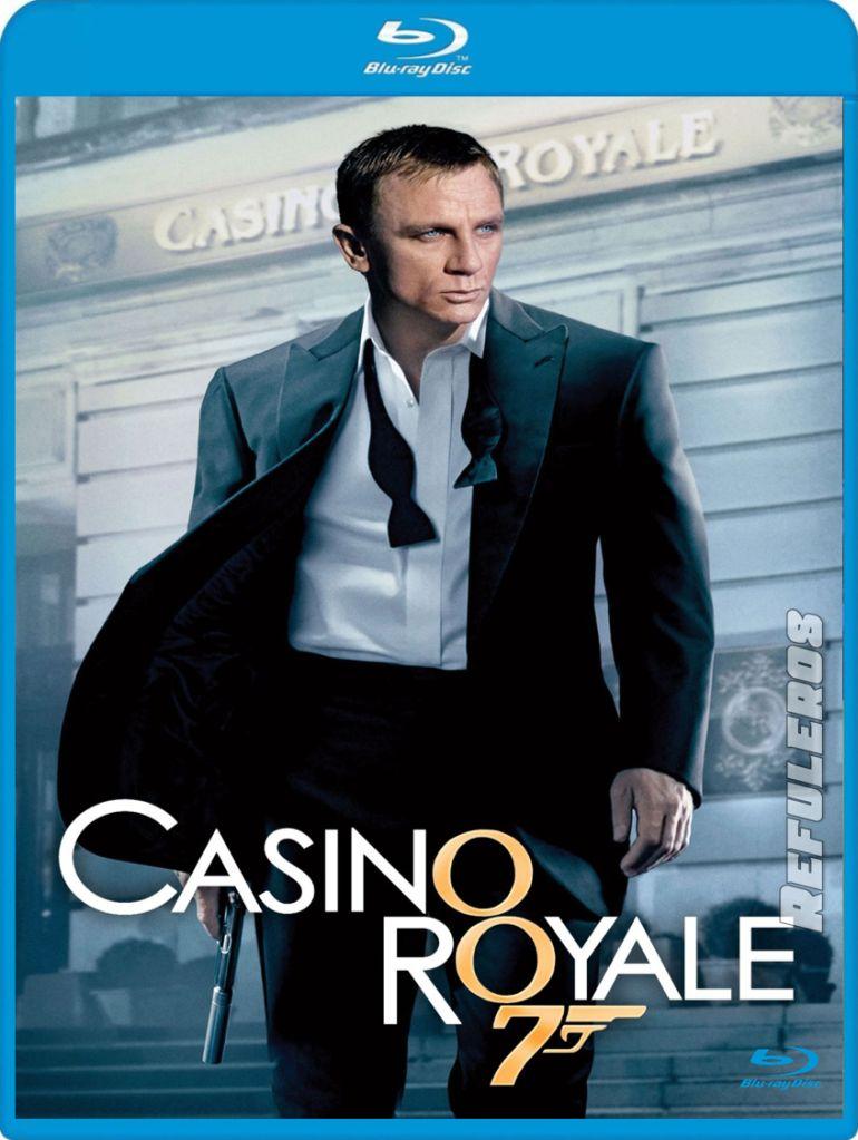 007 21 - CASINO ROYALE