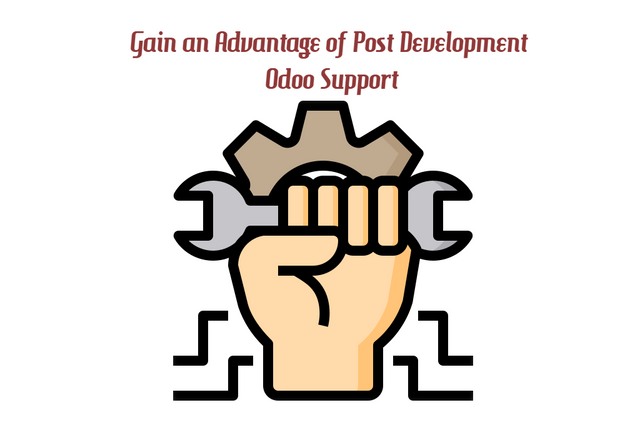 How Can You Gain an Advantage of Post Development Odoo Support?