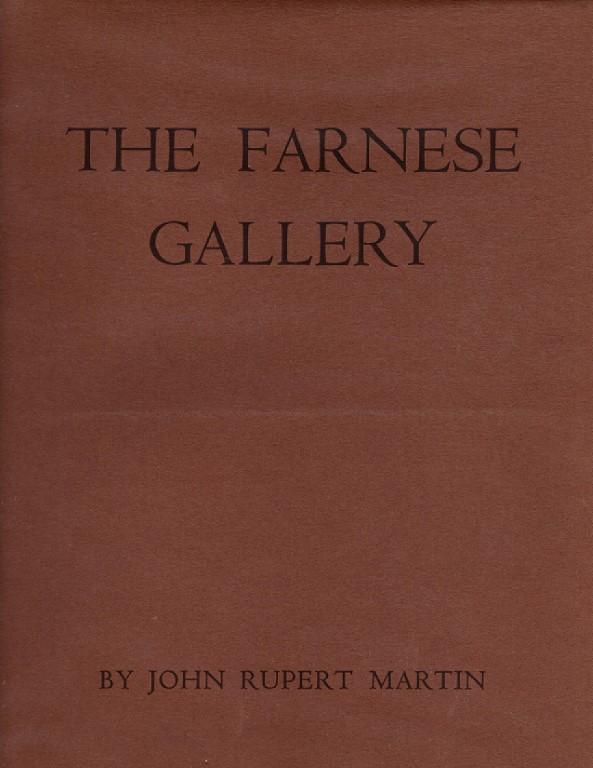 Farnese Gallery, Martin, John Rupert