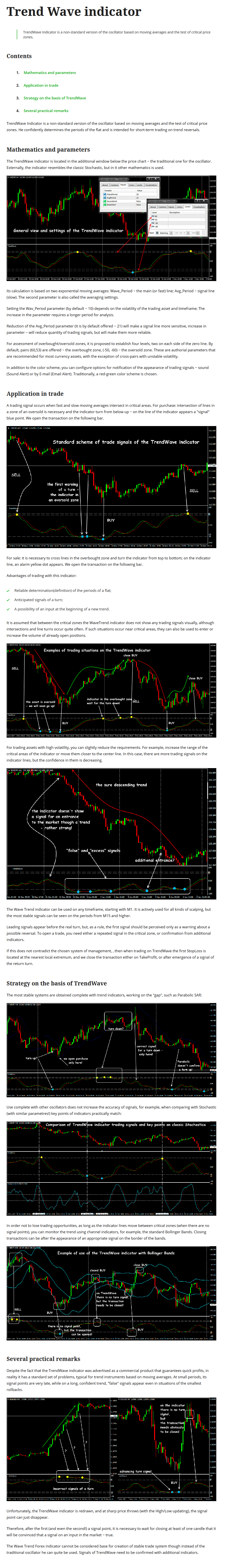 Forex-Trend-Wave-indicator-on-one-wave-with-the-market
