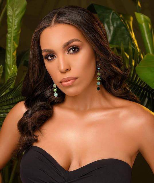 candidatas a miss earth dominican republic 2021. final: 31 de agosto. 10