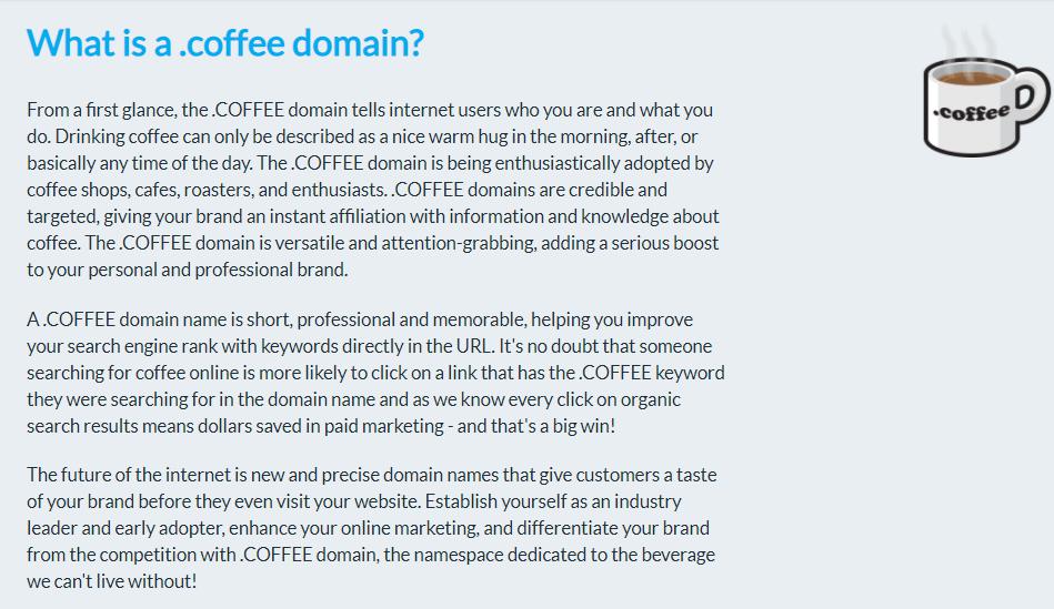 dot-coffee