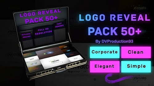 Logo Reveal Pack 26444011 - Project for After Effects (Videohive)