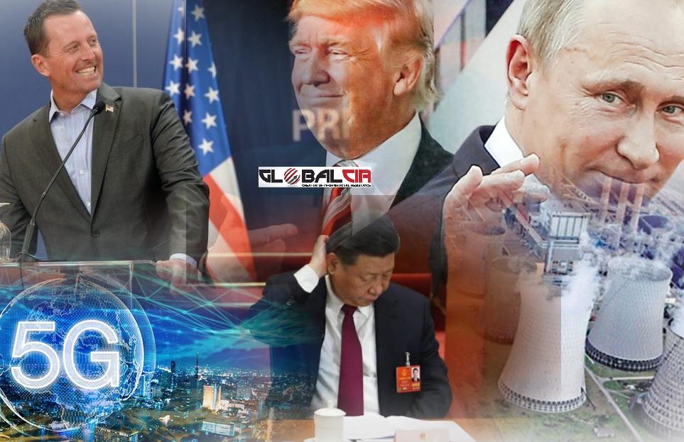 WASHINGTON U KOORDINACIJI SA BRISELOM: Tramp preko sporazuma Republike Kosova i Republike Srbije tjera Putina i Xi Jinpinga sa Balkana!