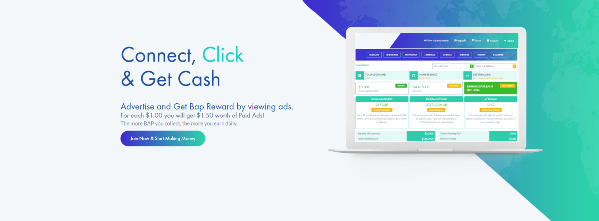 What Is bonusad.click – Is bonusad.click Scam or Paying? reviews