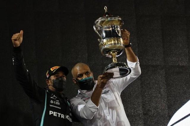 F1 GP de Bahreïn 2020 : Victoire Lewis Hamilton 1079808