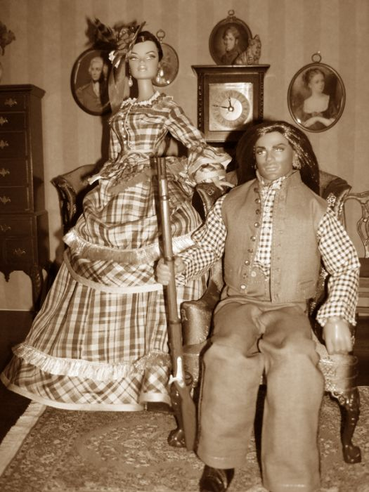 Old-time-dolls