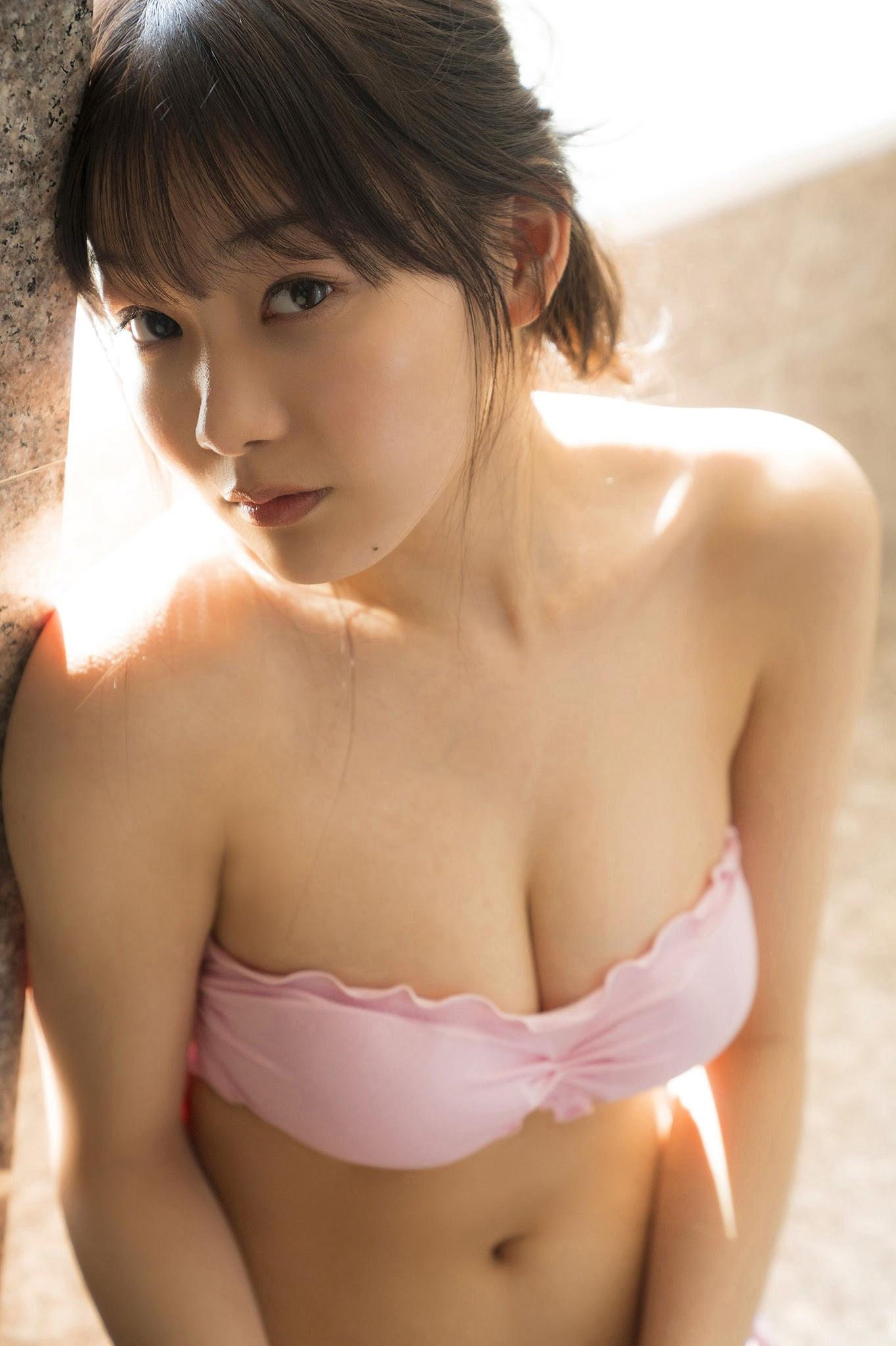 [Yanmaga Web] 夏目綾が撮る!「ナツメカメラ」第4回 吉澤遥奈 015