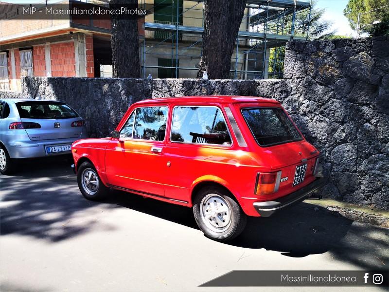 2019 - 19 Maggio - Raduno Auto d'epoca - Nicolosi Autobianchi-A112-Abarth-70hp-1050-75-CT373214-2