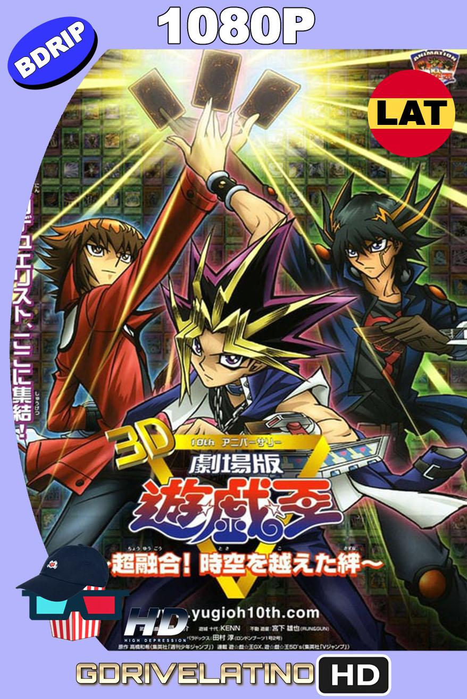 Yu-Gi-Oh! 3D: Lazos más allá del tiempo (2010) BDRip 1080p Latino-Inglés-Japonés MKV