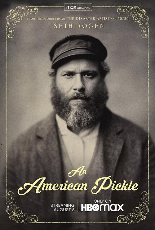 An American Pickle | 2020 | m720p - m1080p | WEB-DL | Türkçe Altyazılı | Tek Link
