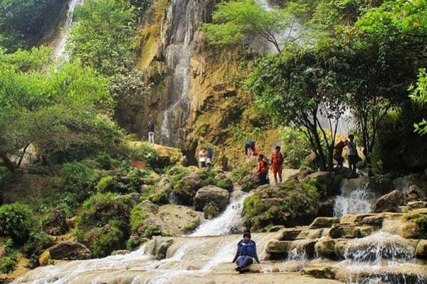 6 Air Terjun Eksotis di Yogyakarta, Nyebur di Sini Dijamin Seger
