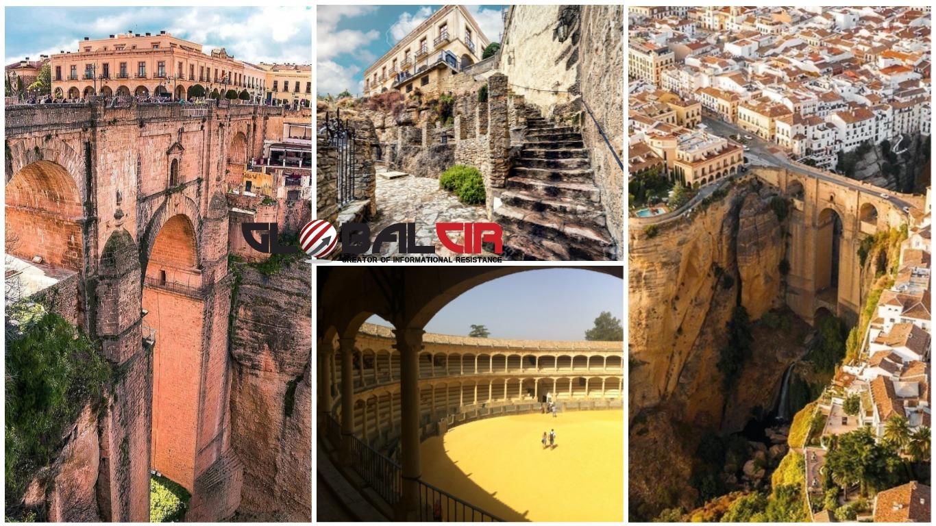 NEZAOBILAZNA DESTINACIJA U ŠPANIJI: Grad skriven u stijenama u pokrajini Malaga