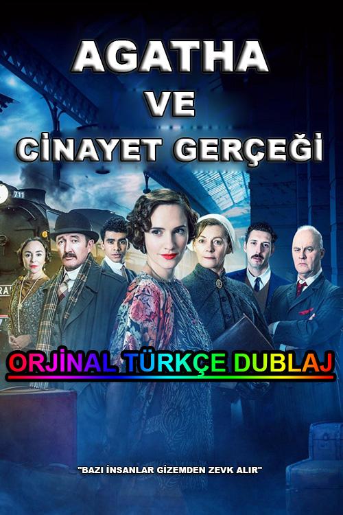 Agatha ve Cinayet Gerçeği | 2019 | BDRip | XviD | Türkçe Dublaj | m720p - m1080p | BluRay | Dual | TR-EN | Tek Link