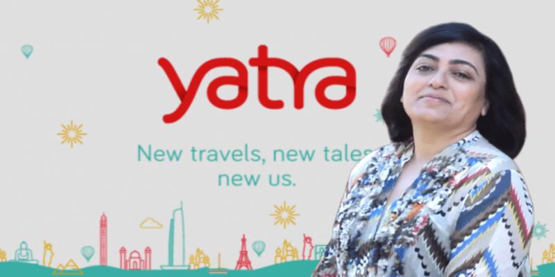 Sabina Chopra, Yatra.com