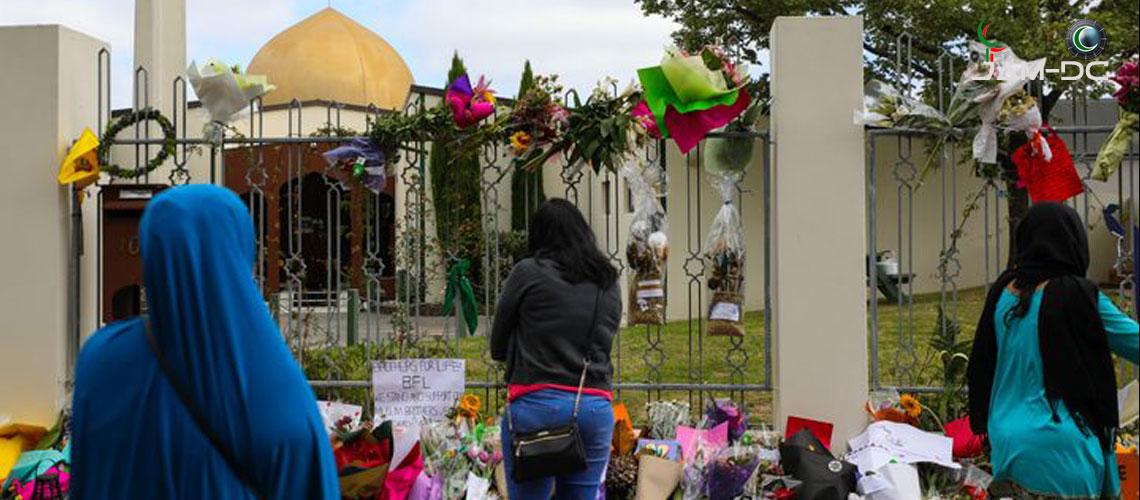 Новозеландцы принимают Ислам - II