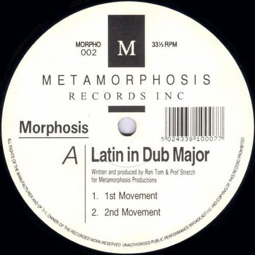 Download Morphosis - Latin In Dub Major / Fiddler On The Drums mp3