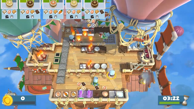 Topics tagged under 遊戲 on 紀由屋分享坊 Overcooked-All-You-Can-Eat-2021-02-15-21-009