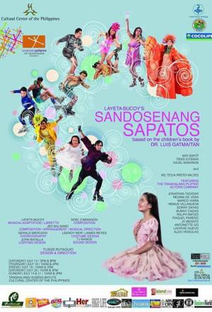 Watch Tanghalang Pilipino: Sandosenang Sapatos (2013)